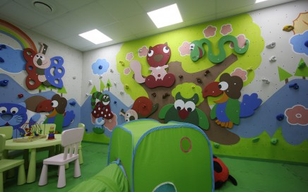Playroom for children Gliwice in Poland